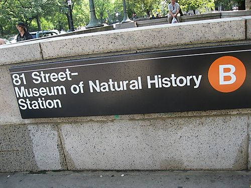 Subway to Museum