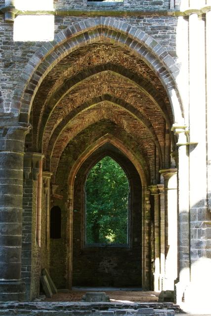 Door in Abbey