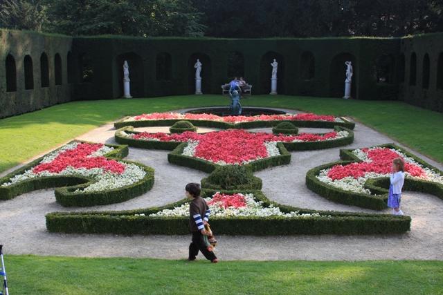 La Hulpe Garden