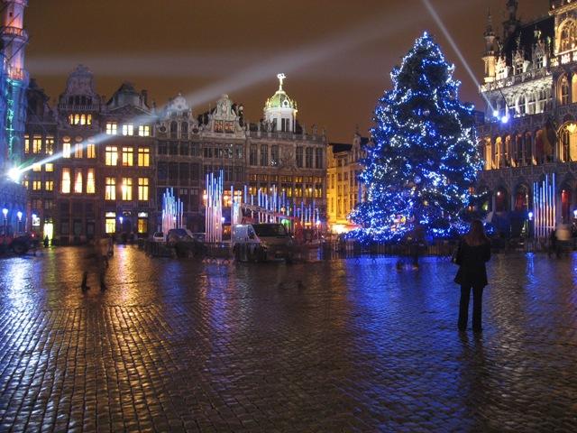 Brussels Grand Platz