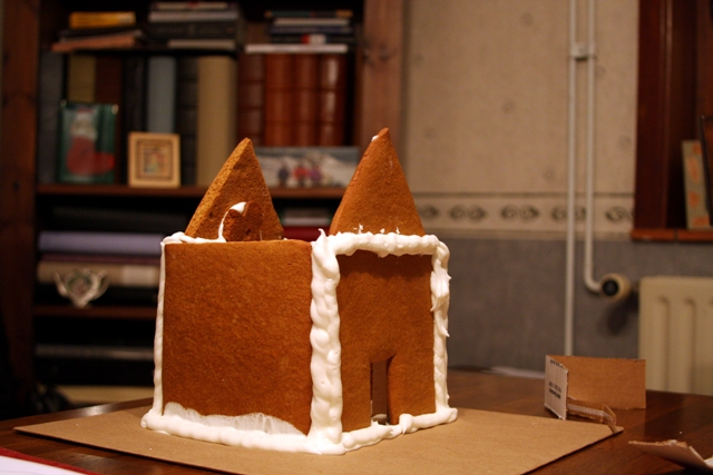 Gingerbread Construction I