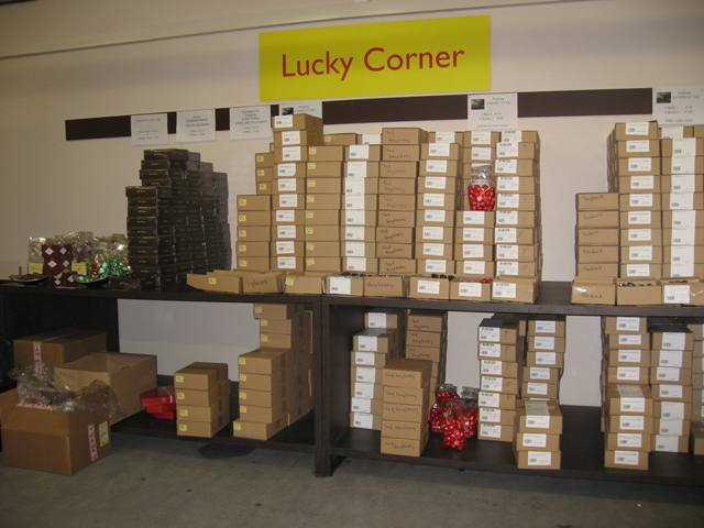 Lucky Corner