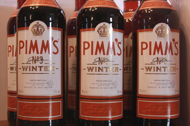 Drink Pimm's