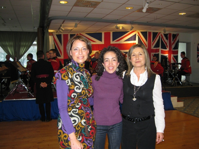 Friends from Spain