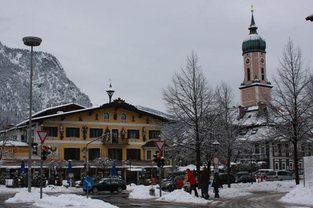 Centre Garmische