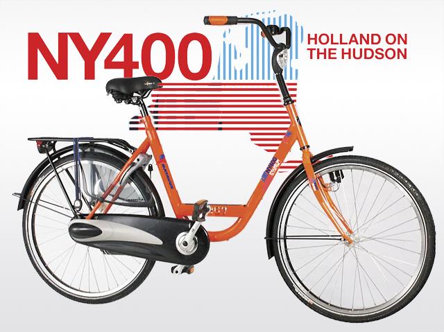 NY400 Batavus Bike