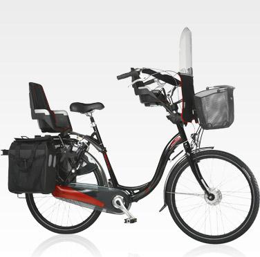 Sparta-Trendy Mommy bike