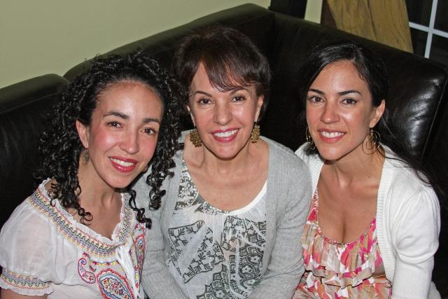 Mom + Daughters