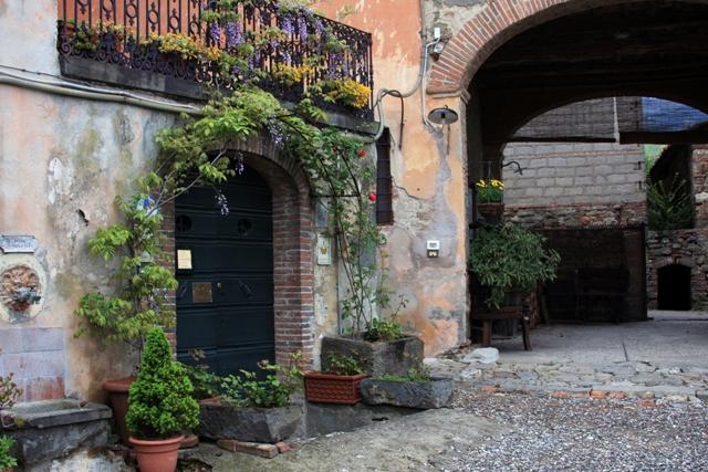 Fattoria Maionchi Entrance