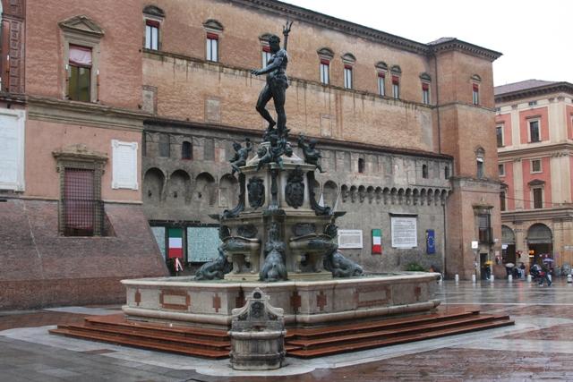 Fountain in Bologna