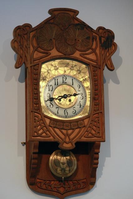 Art Nouveau Style Clock II