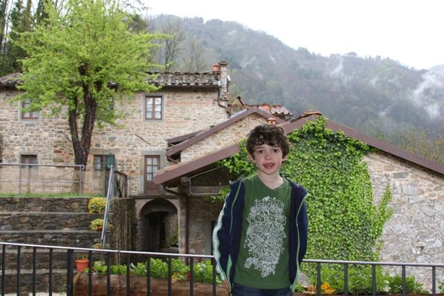C at Pian di Fiume