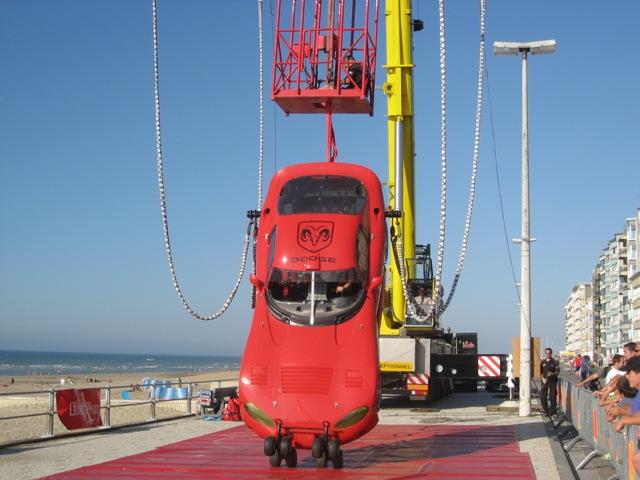 Car Bungee Jumping