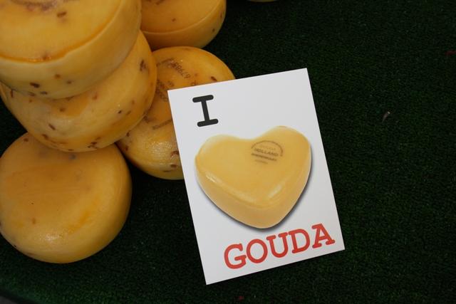 Gouda Postcard