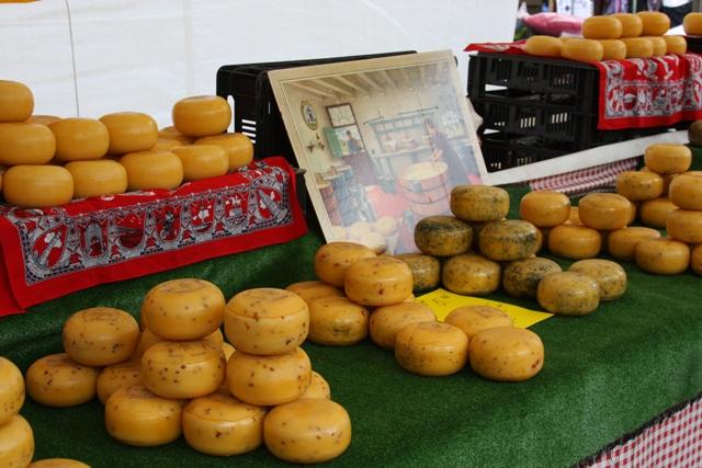 Variety of gouda cheese