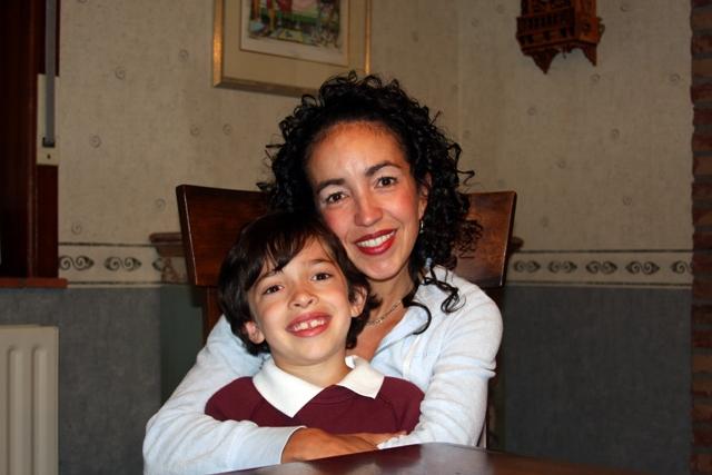 Mommy & C