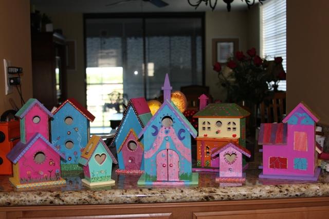 Our Birdhouses