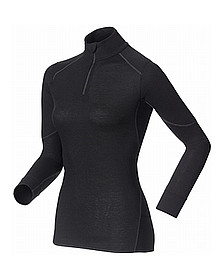 Odlo Zip Turtleneck