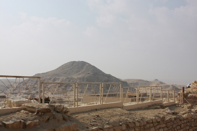 Area around Saqqara