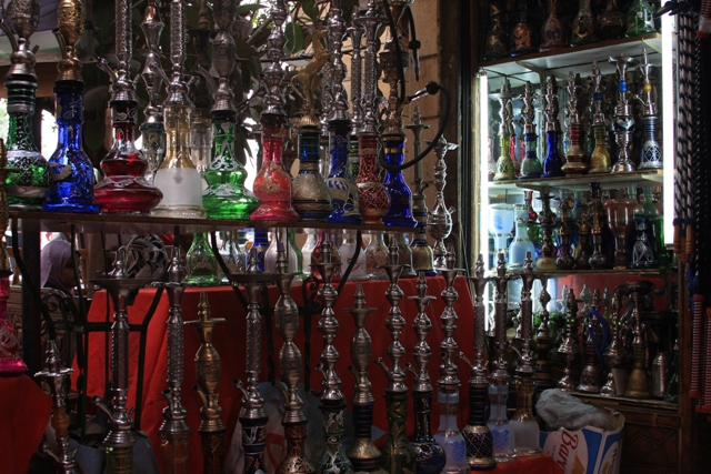 Collection of Shishas