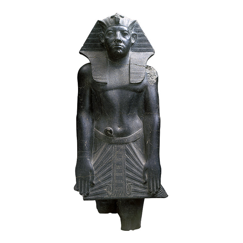 Statue of Amenemhat the Third