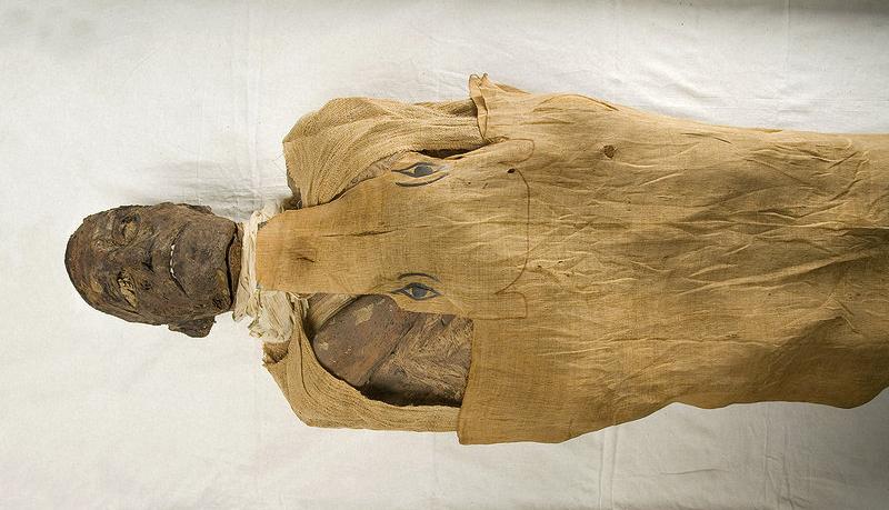 Ramsses III Mummy