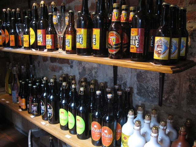 Variety of Bier
