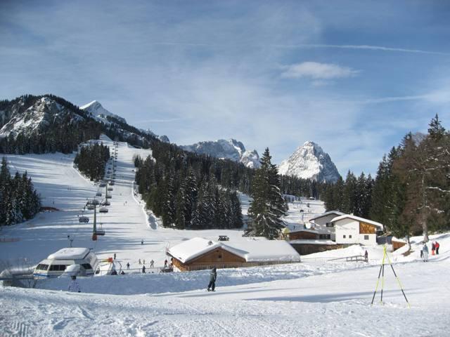Garmisch view II