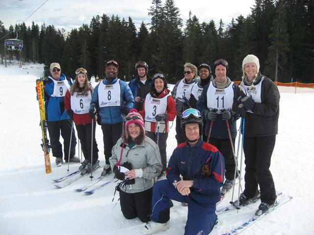 My ski class
