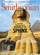Smithsonian 20102 Cover