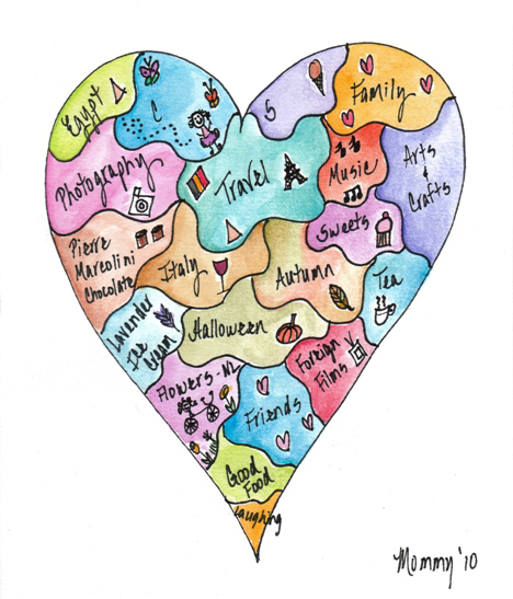 My Map Heart II