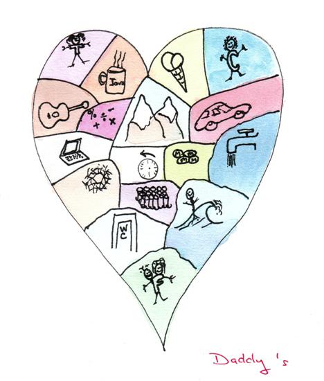 S's Map Heart II