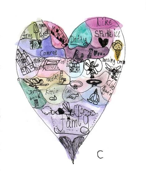 C's Heart I
