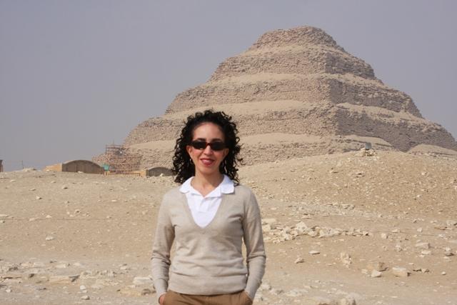 Me at Saqqara