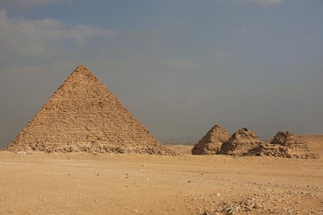 Small Pyramids