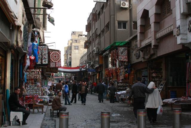 Street Life - Market