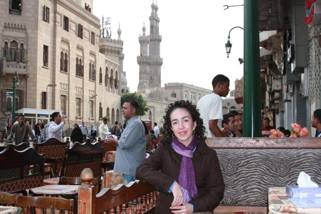 Egytian Cafe
