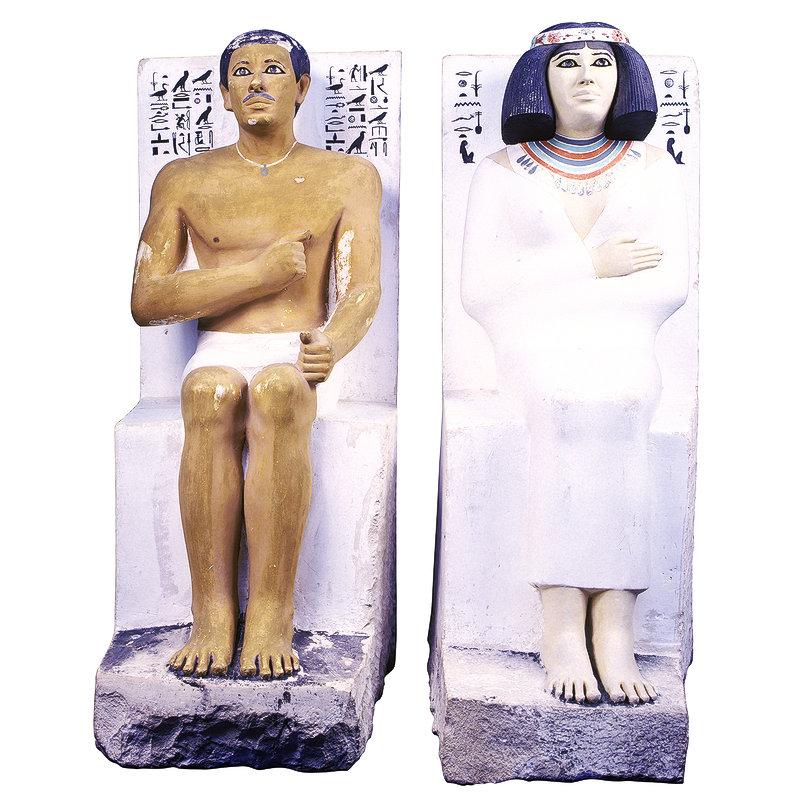 Rahotep & Nofret