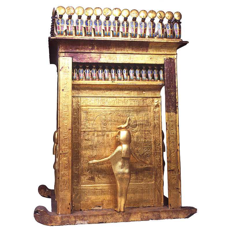 Canopic Shrine of Tutankhamun III