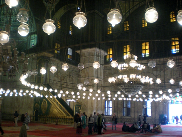Inside the Mosque II