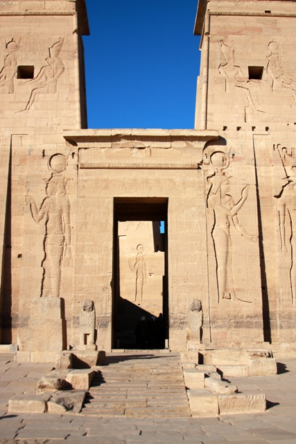 The gateway of 