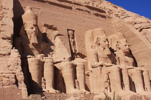 Visiting Abu Simbel