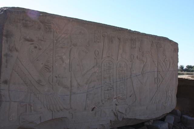 Horus & Sobek