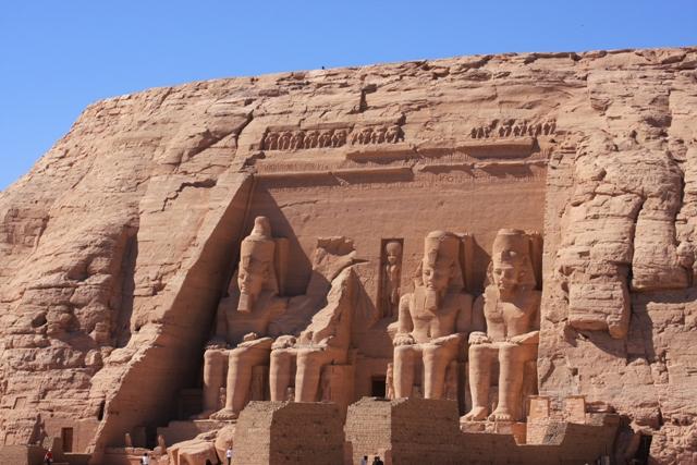 Amazing Abu Simbel
