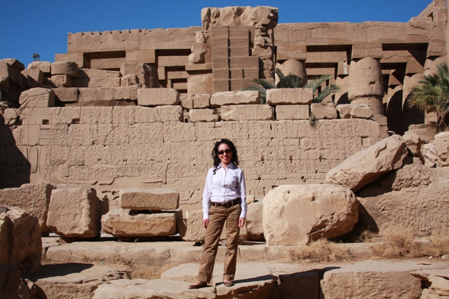 Me at Karnak