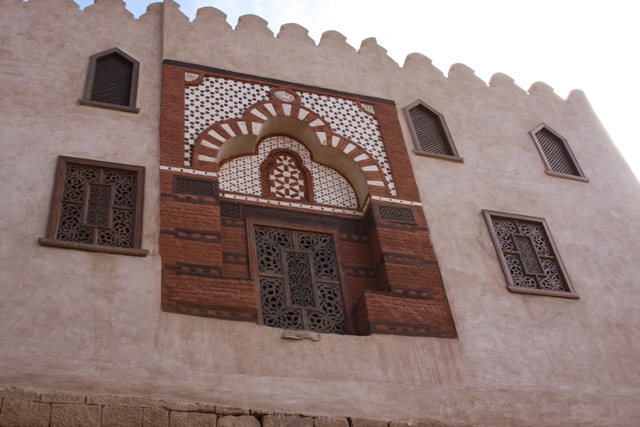 Mosque windows