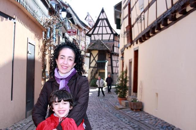 C & I in Eguisheim