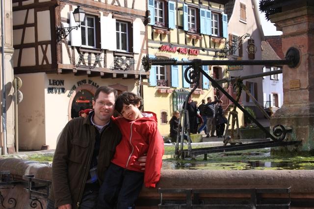 S & C in Eguisheim