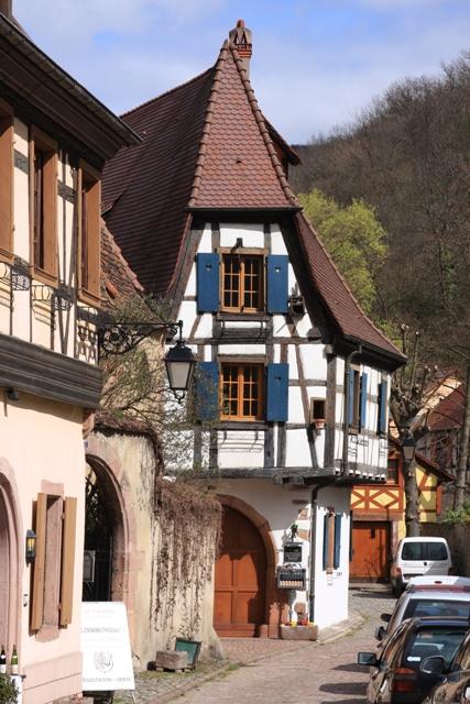 House in Kayersberg