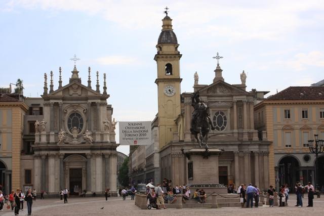 Centre of Torino